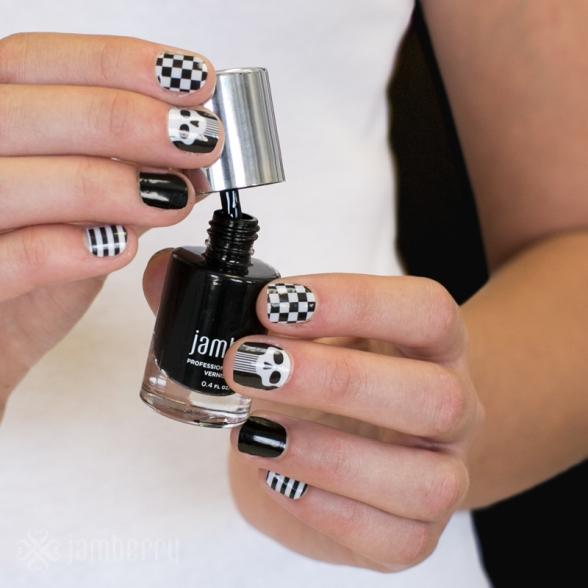 Nail Art Tip Take It Off Baby Nail Cheer Suzy Jamberry Nails